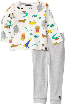 Joules 2Pc Pajama Pant Set