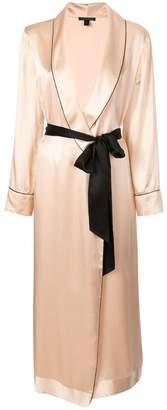Kiki de Montparnasse Amour kimono-style robe
