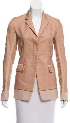 Reed Krakoff Tailored Notch-Lapel Blazer