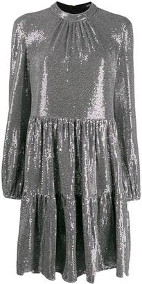 Steffen Schraut sequin mini dress
