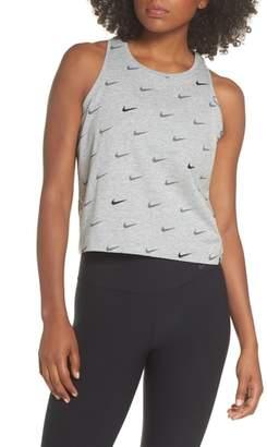 Nike Sportswear Swoosh Crop Tank