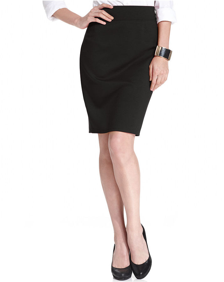 Style&co. Skirt, Ponte Pencil