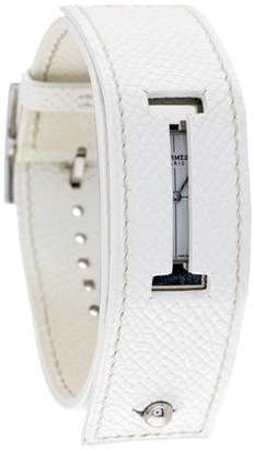 Hermes Shell Watch