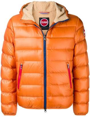 Colmar zipped padded jacket