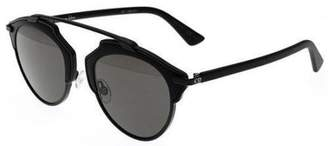 Christian Dior New SO REAL RLS/LY matte black/matte black Sunglasses