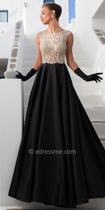 Tarik Ediz Dolly Evening Dress $1,450 thestylecure.com