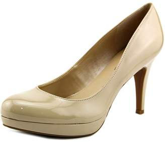 Marc Fisher Sydney 2 Women US 10 Nude Platform Heel