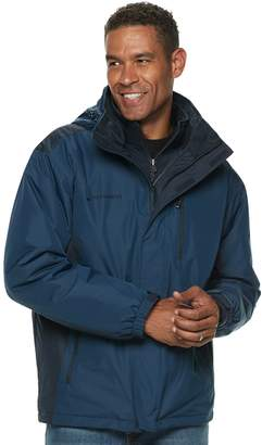 Free Country Men's 3-in-1 Systems Ripstop Jacket