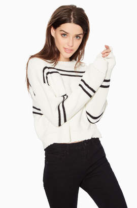 Parker Shania Striped Sweater