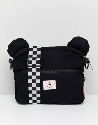 Vans X Lazy Oaf Bear Cross Body Bag