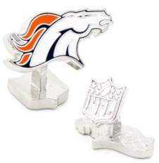 Cufflinks Inc. Denver Broncos Cufflinks