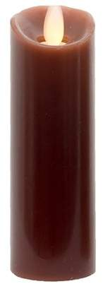 Charlton Home Gwynn Flicker Unscented Pillar Candle