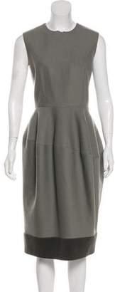 Saint Laurent Knit Shift Dress