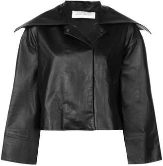 Marina Moscone boxy jacket