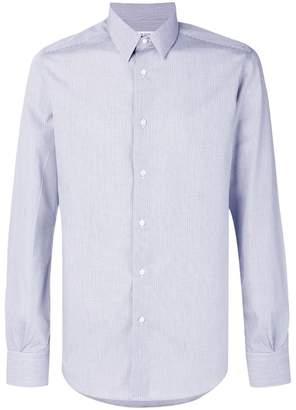 Fashion Clinic Timeless micro check classic shirt