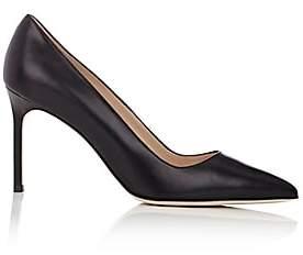 Manolo Blahnik Women's BB Pumps - Black Leather
