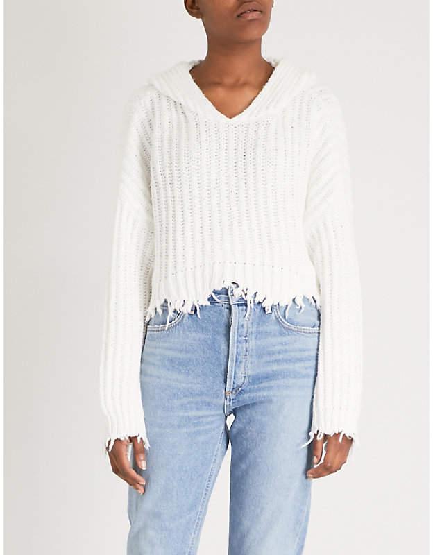 Marley cotton hoody