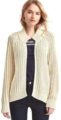 Ribbed bomber cardigan $59.95 thestylecure.com