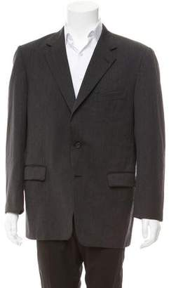 Burberry Kensington Wool Blazer