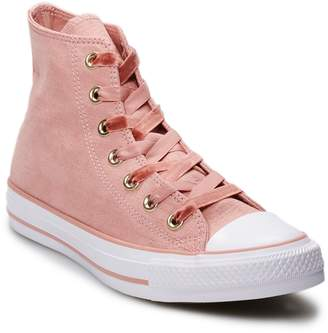 Converse Women's Chuck Taylor All Star Velvet High Top Shoes