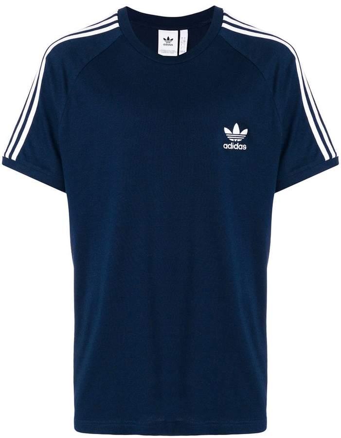 'Adidas Originals 3-Stripes' T-Shirt