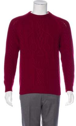 Alexander McQueen Wool & Cashmere Sweater
