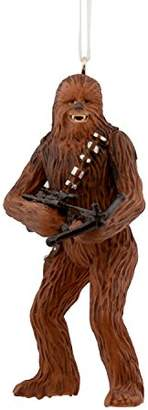Hallmark Star Wars Chewbacca with Bowcaster Ornament Movies & TV