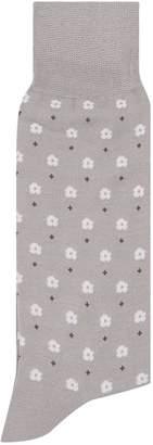 Paul Smith Floral Socks