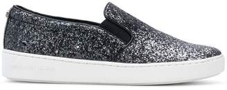 MICHAEL Michael Kors glitter skate shoes