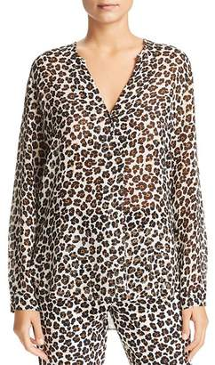 Marella Iesolo Leopard-Print Top - 100% Exclusive