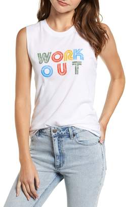 Sub Urban Riot Sub_Urban Riot Work Out Muscle Tee