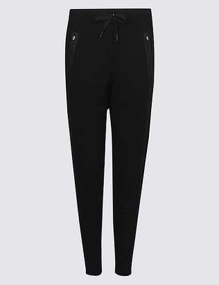 Marks and Spencer Cotton Rich Joggers