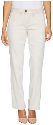 Jag Jeans Petite Petite Standard Trousers in Divine Twill Women's Jeans