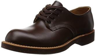 Red Wing Shoes (レッド ウィング) - [レッドウィングシューズ] RED WING SHOES ブーツ サービスシュー フォアマン 8050 BROWN(Chocolate/9 1/2)