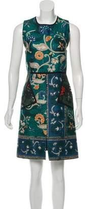 Burberry A-Line Knit Dress