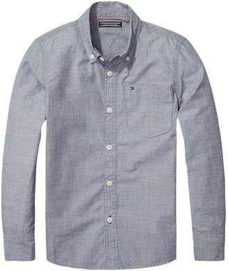 Tommy Hilfiger TH Kids Button Down Shirt