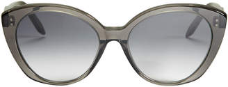 Victoria Beckham Exaggerated Kitten Sunglasses