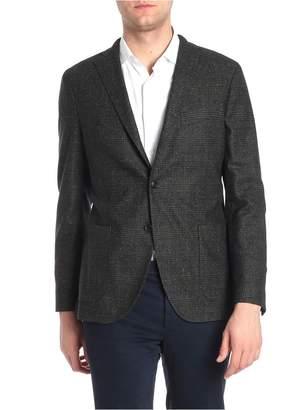 Boglioli Jacket Wool And Silk