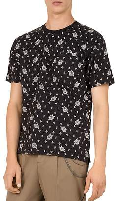 The Kooples Bandana Print Tee