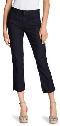 NYDJ Sheri Slim Raw Hem Cropped Jeans