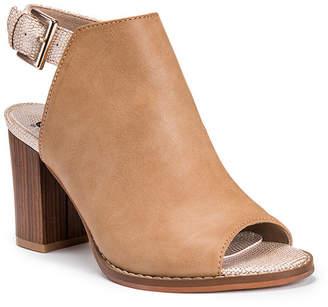 Muk Luks Rebeka Womens Heeled Sandals