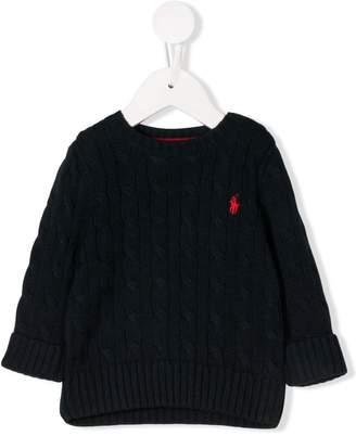 Ralph Lauren cable knit sweater