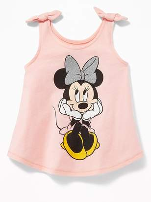 Old Navy Disney© Minnie Mouse Bow-Tie Tank for Toddler Girls