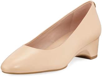 Taryn Rose Babs Dress Calf Demi-Wedge Comfort Pumps