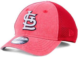 New Era Boys' St. Louis Cardinals Jr Hooge Neo 39THIRTY Cap