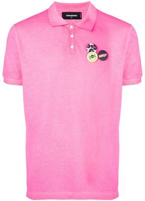 DSQUARED2 classic polo shirt