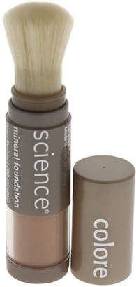 Colorescience 0.21Oz Medium Sand Loose Mineral Foundation Brush Spf 20