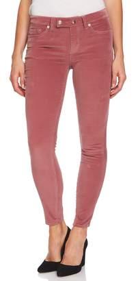 CeCe Skinny Corduroy Pants