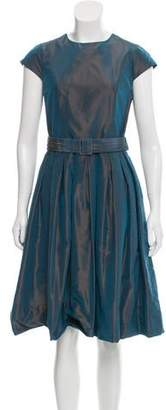 Pauw Silk Midi Dress w/ Tags
