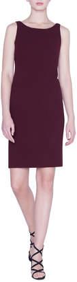 Akris Crepe Sheath Dress